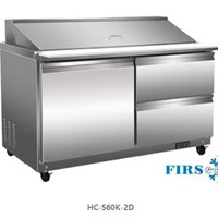 Bàn mát chuẩn bị Salad, Sandwich FIRSCOOL HC-S60K-2D