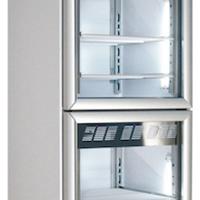 Tủ lạnh bảo quản 2 khoang độc lập, MPRR 625, Evermed/Ý