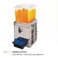 Máy làm lạnh nước trái cây 1 bình Wailaan WL-T