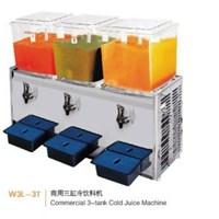 Máy làm lạnh nước trái cây 3 bình Wailaan W3L-3T