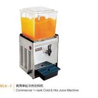 Máy làm nước trái cây nóng lạnh 1 bình Wailaan WLR-T