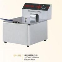 Bếp chiên nhúng điện 1 bồn 1 rổ Wailaan EF-11