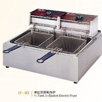 Bếp chiên nhúng điện 1 bồn 2 rổ Wailaan EF-83