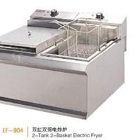 Bếp chiên nhúng điện 2 bồn 2 rổ Wailaan EF-904