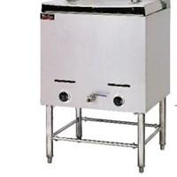 Bếp chiên nhúng chạy gas 1 bồn 2 rổ Wailaan EF-74