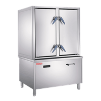 Tủ cơm điện cảm ứng 24 khay OKASU E2SC-115R-30