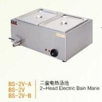 Bếp đun điện cách thủy 2 đầu BS-2V-A