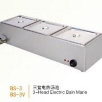 Bếp đun điện cách thủy 3 đầu Wailaan BS-3