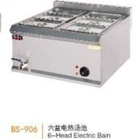 Bếp đun điện cách thủy 6 đầu BS-906