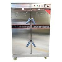 Tủ Sấy Bát Okasu 1 Buồng và 2 Cánh Inox - TSBVN1200