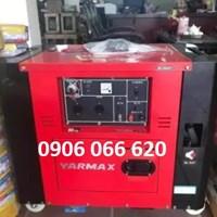 Máy Phát Điện Chạy Dầu 6Kw Yarmax 9700T Siêu Cách Âm