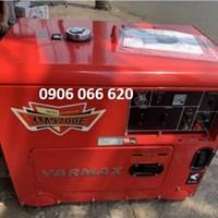 Máy phát điện 6700E 6kw chạy dầu chống ồn