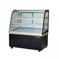Tủ trưng bày bánh kem kính cong Okasu CCS09SB13-3FB