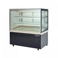 Tủ bánh kính vuông Okasu RCS-12SB13-3FB