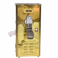 Máy xay xát gạo kiểu tủ OKASU 6NS-4