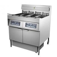 Bếp chiên nhúng điện 4 giỏ OKASU IDZL-36-4T