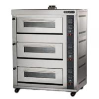 Lò nướng bánh bằng ga BJY-G180-3PRM