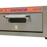 Lò nướng bánh bông lan dùng Gas 1 tầng 2 khay KS-YXD-20A