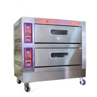 Lò nướng bánh ngọt dùng Gar 2 tầng 4 khay KS-YXD-40A