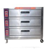 Lò nướng bánh dùng Gas 3 tầng 9 khay KS-YXD-90A