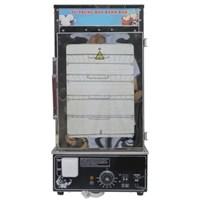 Tủ trưng bày bánh bao mini KS-HX500