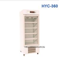 Tủ mát 1 cánh kính Heli HYC-360