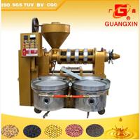 Máy ép dầu Guangxin YZYX140WZ