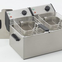 Bếp chiên nhúng đôi Roller Grill FD 50D