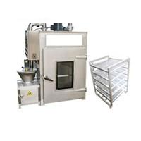 Tủ xông khói xúc xích 100kg/mẻ HGYX-100
