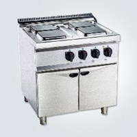 Bếp điện 4 họng có tủ Sinmag SF-HSS9080-E