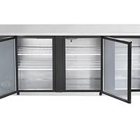 Tủ mát mini bar 3 cánh kính Southwind RUB-3G90