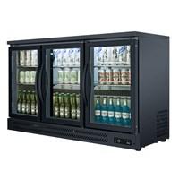 Tủ mát mini bar 3 cánh kính HR1350-3M