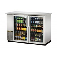 Tủ mát mini bar True TBB-24-48G-S-HC-LD
