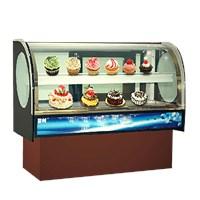 Tủ trưng bày bánh cong SNOW VILLAGE DG-1100T
