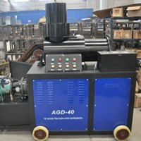 Máy cán cốt thép xây dựng AGD-40