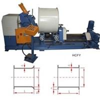 Máy gấp mép ống HCFY-1250