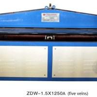 Máy cán tạo gân tăng cứng ZDW-1.2x1250A