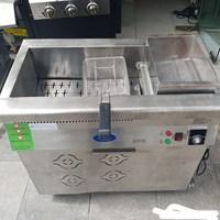 Bếp chiên tách dầu 50 lít dùng điện BCTD-50L