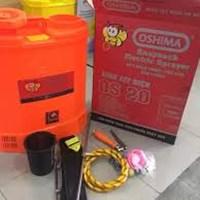 Bình Xịt Điện Oshima OS20 cam