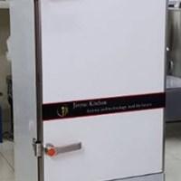 Tủ nấu cơm 8 khay dùng điện Jinyue JY-TCD-8