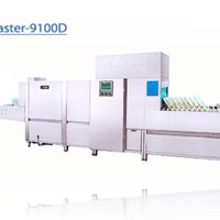 Máy rửa bát băng chuyền Master-9100D