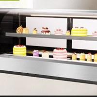 Tủ trưng bày bánh kem để bàn SOUTHWIND SW1200-2T