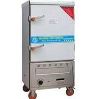 Tủ nấu cơm dùng gas kết hợp điện 35Kg TL-TCGD-35