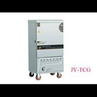 Tủ nấu cơm 8 khay dùng điện JY-TCG8