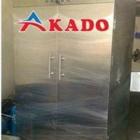 TỦ SẤY HAI CÁNH INOX 1200L- AKADO