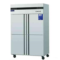 Tủ đông lạnh 1 chế độ Kusami KS-TD1000