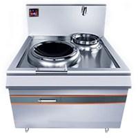 Bếp từ công nghiệp mặt lõm Kusami KS-15ML1
