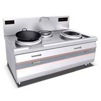 Bếp từ công nghiệp mặt lõm Kusami KS-15ML2