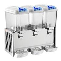 Máy làm lạnh nước trái cây Kusami KS-LSP18x3
