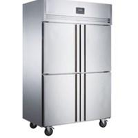 Tủ mát 4 canh inox Kolner NKC1.2L4WGN (Làm lạnh quạt gió)